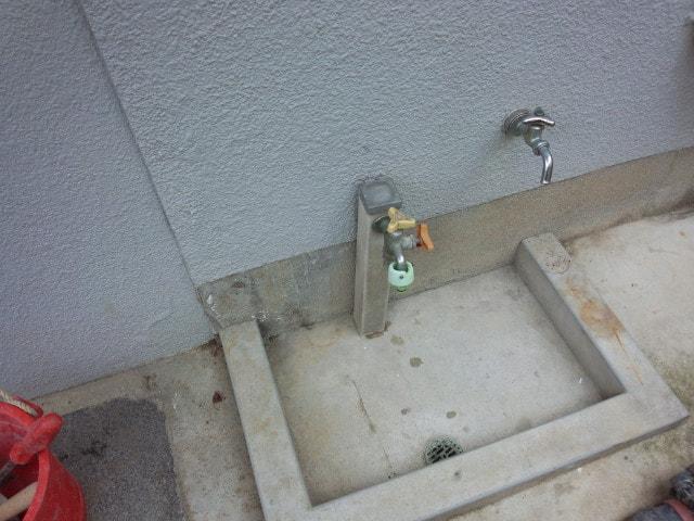 漏水ラッシュ